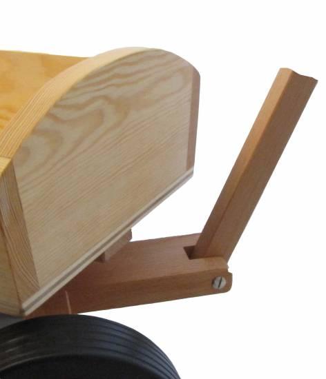 bollerwagen handwagen f r kinder 40x25 werkstattqualit t. Black Bedroom Furniture Sets. Home Design Ideas